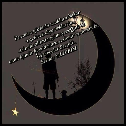 Sevgiliye İyi Geceler Sözleri (Tatlı Rüyalar Düş Perisi)