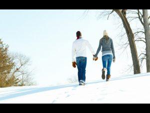 Elele Sevgililer, Kış Resimleri